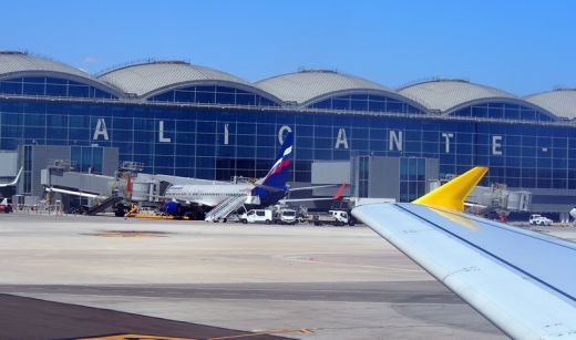 Аэропорт Аликанте (ALC)