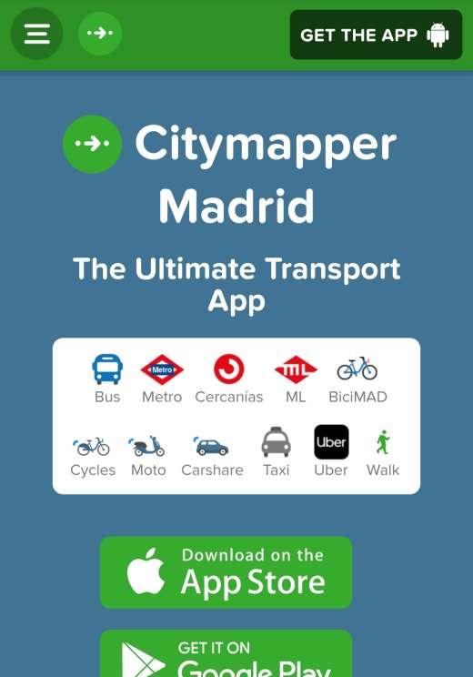 Органайзер общественного транспорта
