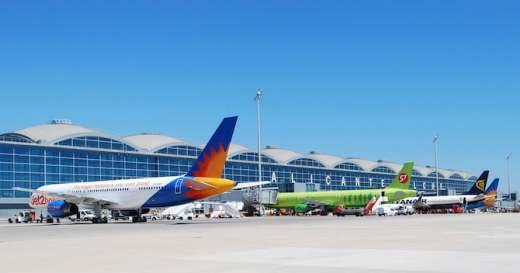 Аэропорты Аликанте и Валенсия как добраться
